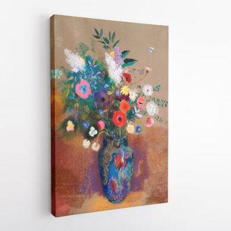 Μπουκέτο Λουλουδιών, Οντιλόν Ρεντόν