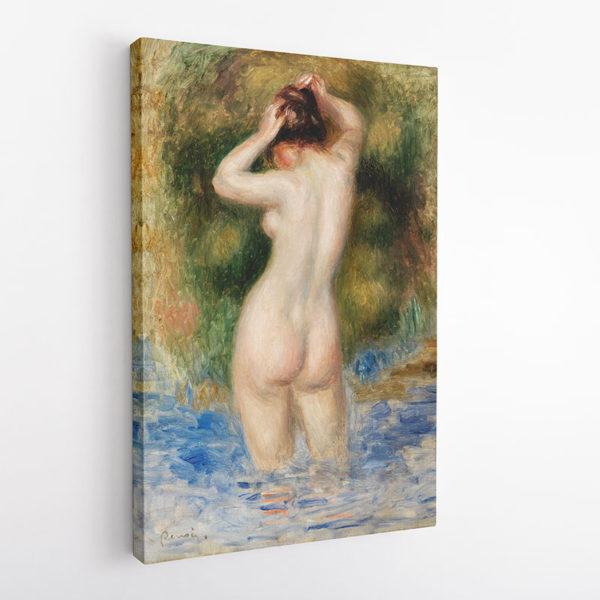 Γυμνό στο Νερό του Ρενουάρ