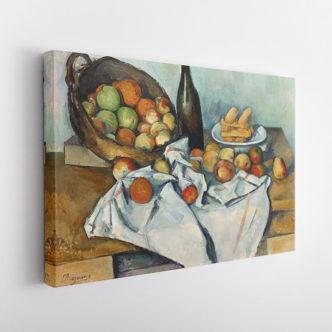 Καλάθι με Μήλα, Πωλ Σεζάν