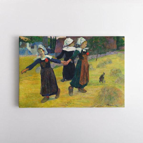 Κορίτσια που Χορεύουν, Πολ Γκογκέν