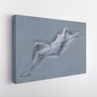 Ξαπλωμένο Γυμνό ΙΙ, Τζον Τράμπουλ