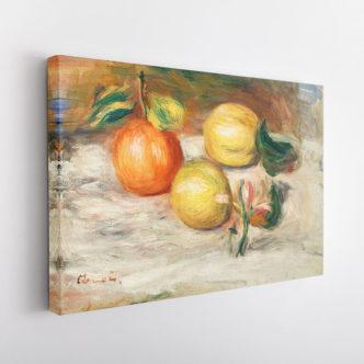 Λεμόνια & Πορτοκάλι του Ρενουάρ
