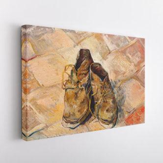 Ένα Ζευγάρι Παλιά Παπούτσια, Βαν Γκογκ