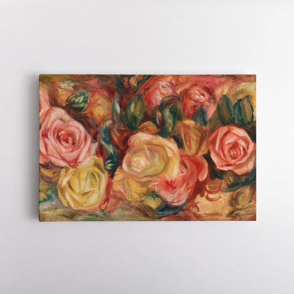 Τριαντάφυλλα του Ρενουάρ
