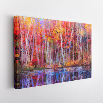 Το Χρωματιστό Δάσος