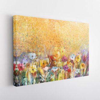 Ανθισμένα Λουλούδια