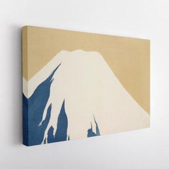Το Βουνό Φούτζι Χιονισμένο του Καμισάκα Σέκα