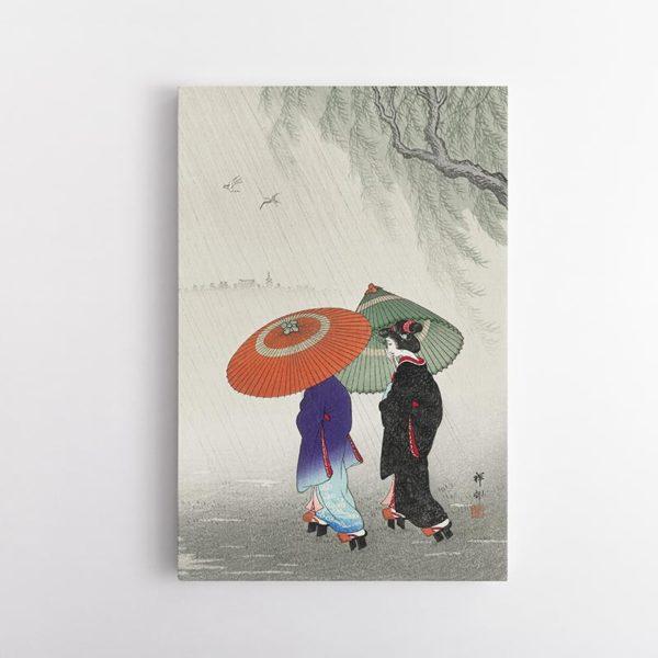 Δύο Γυναίκες στη Βροχή του Όχαρα Κοσόν