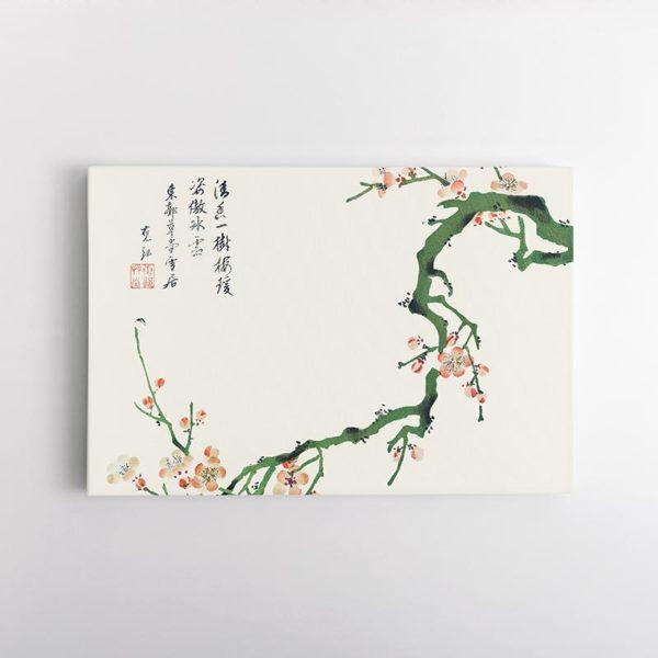 Ανθισμένο Κλαδί από τον Οοκα Σουνμπόκου